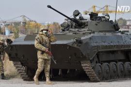 В Кыргызстане утвердили новый Кабмин, в Бишкеке объявлен режим ЧП