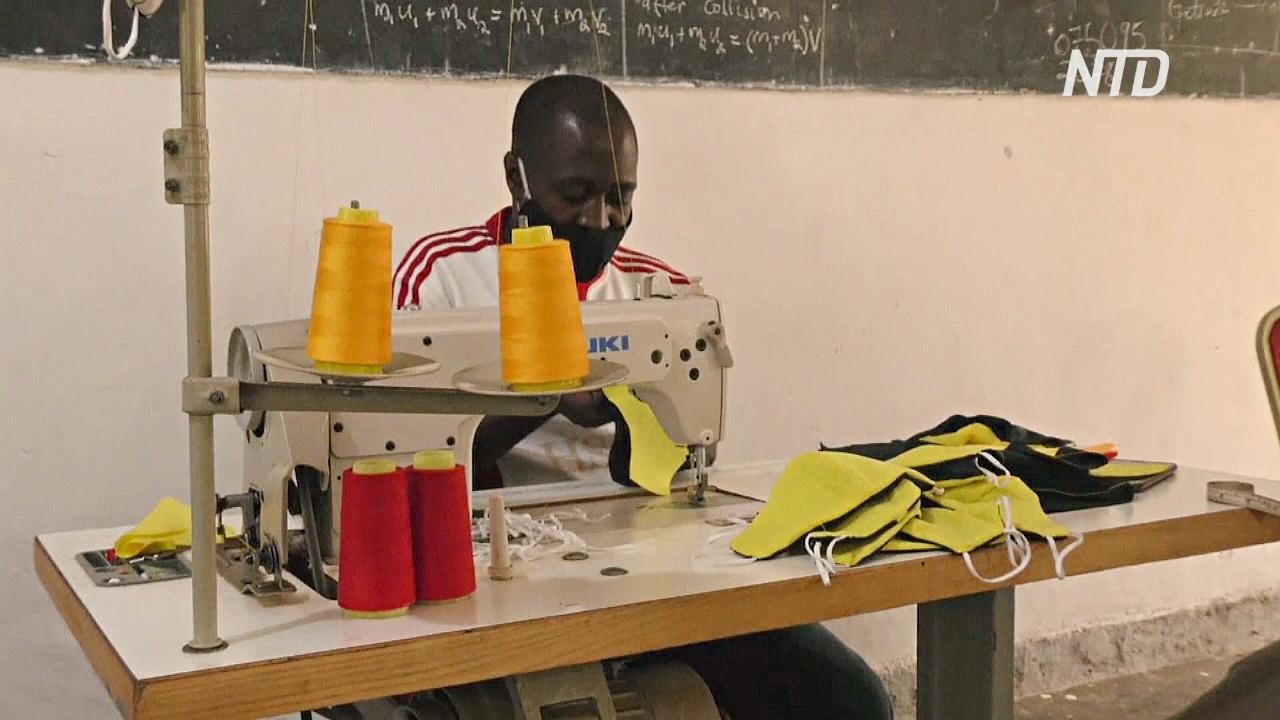Как угандийские учителя осваивают новые профессии, чтобы выжить в карантин