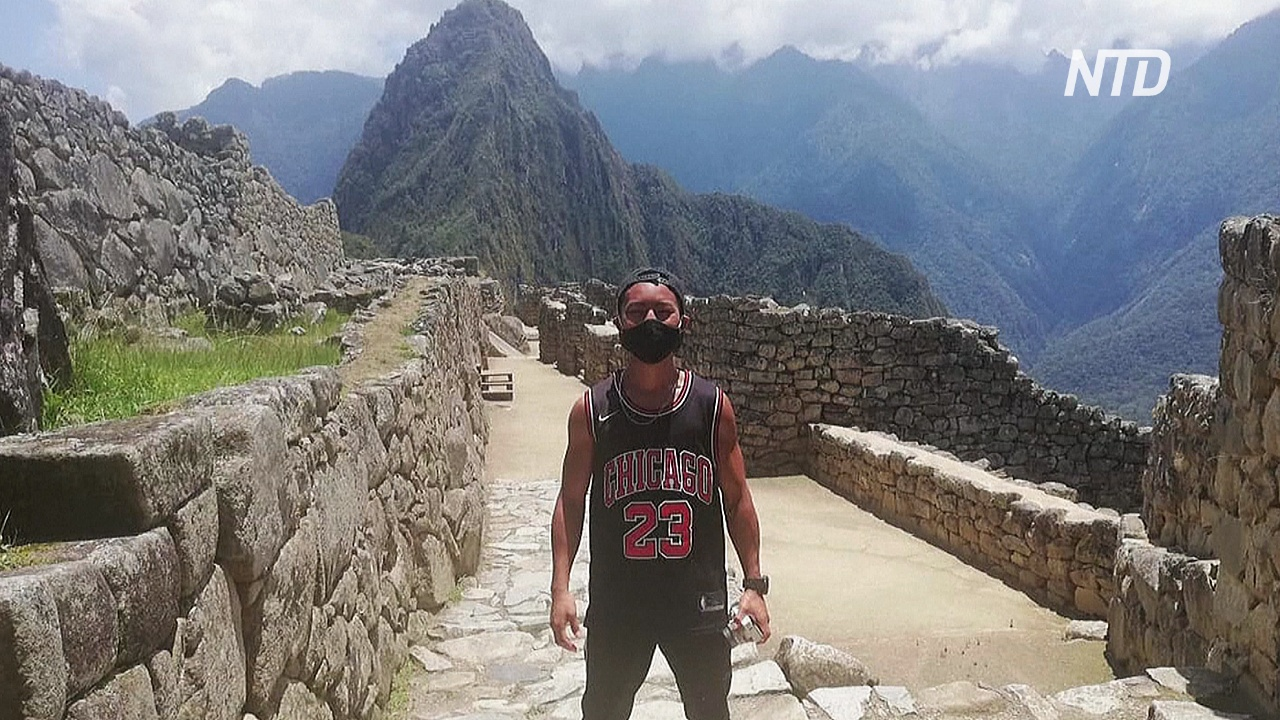 Мачу-Пикчу открыли для одного туриста, который прождал 7 месяцев