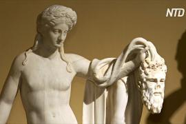 Античные скульптуры из частной коллекции показали в Риме