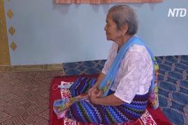 100-летняя жительница Мьянмы победила коронавирус
