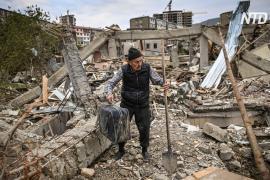 Нагорному Карабаху грозит гуманитарный кризис