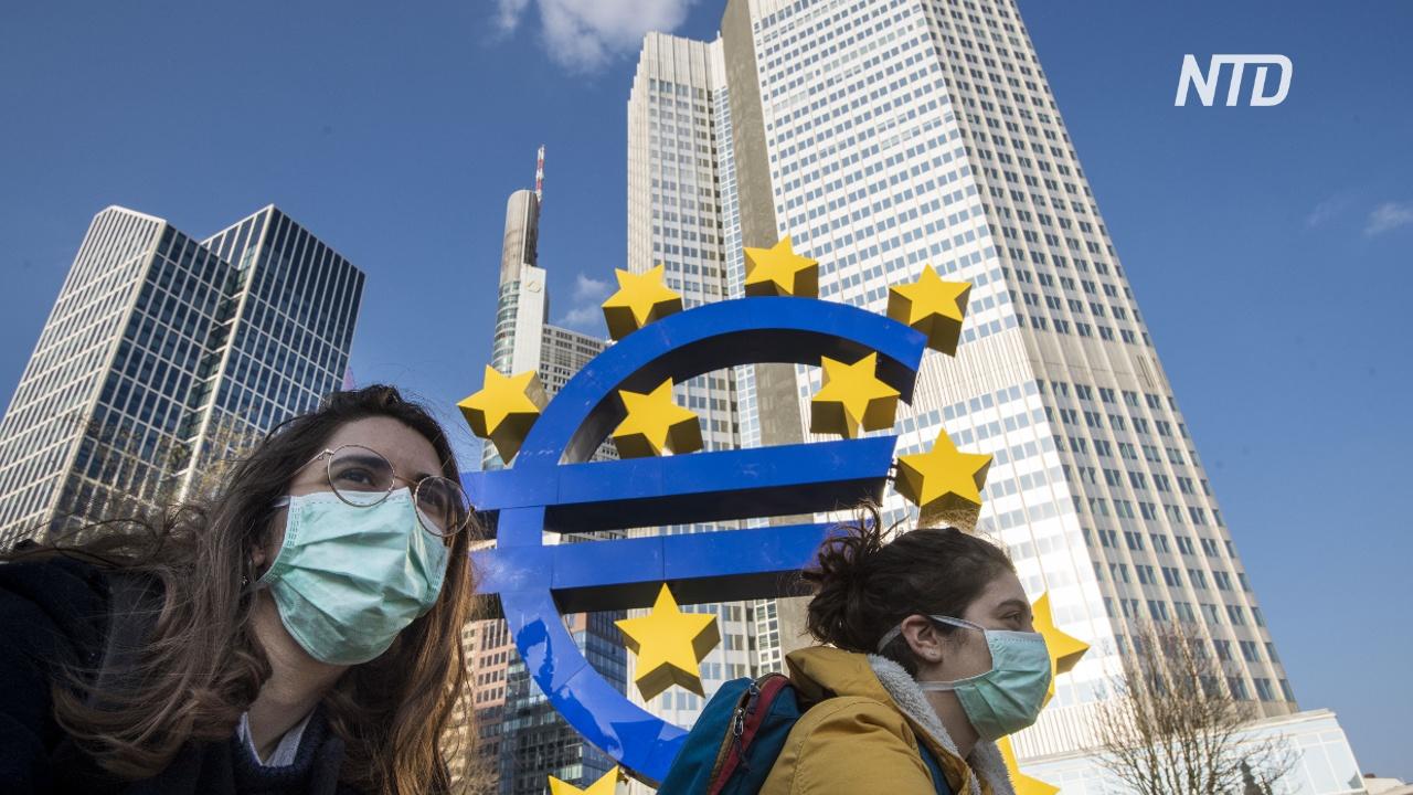 Комендантский час и строгие ограничения: эпидемия в Европе набирает силу