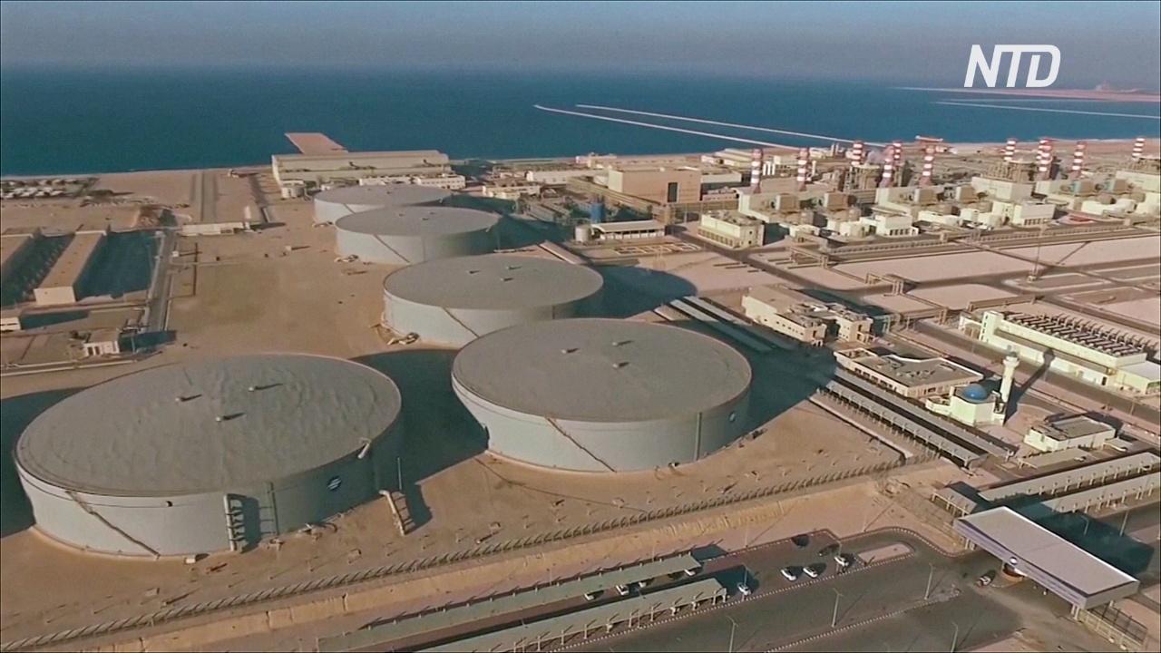 Что происходит на самом большом в мире опреснительном заводе в Саудовской Аравии