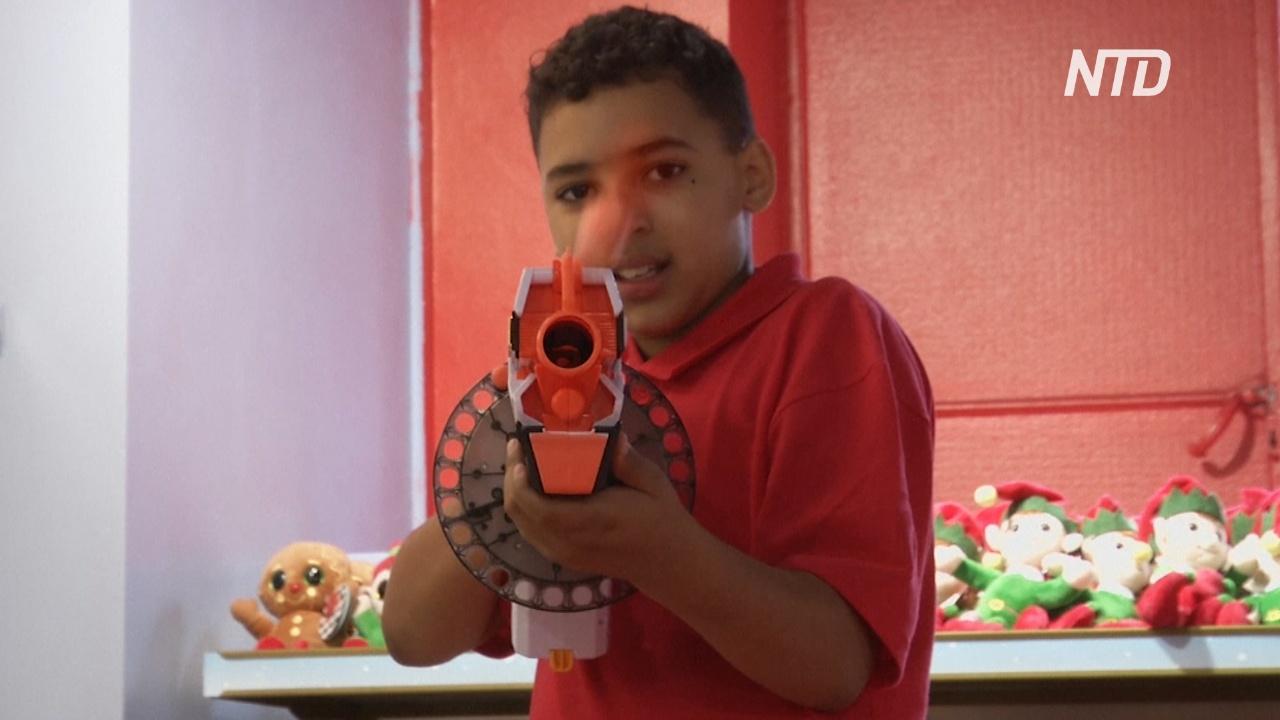 Новый сезон рождественских игрушек: ставка на игры в кругу семьи