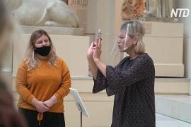 Инклюзивный фестиваль открылся в Пушкинском музее