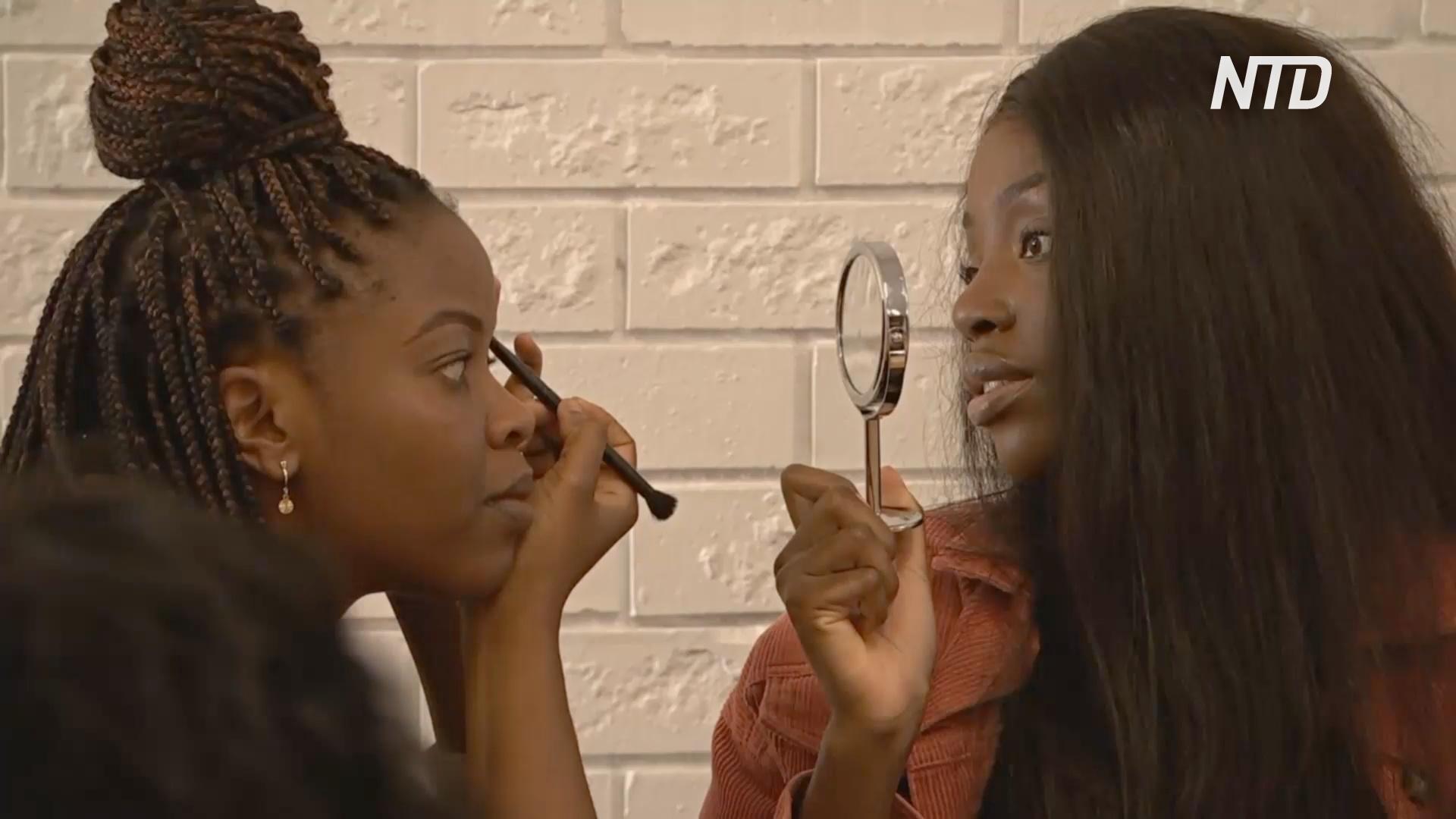 Австралийский визажист призывает делать больше косметики для тёмной кожи