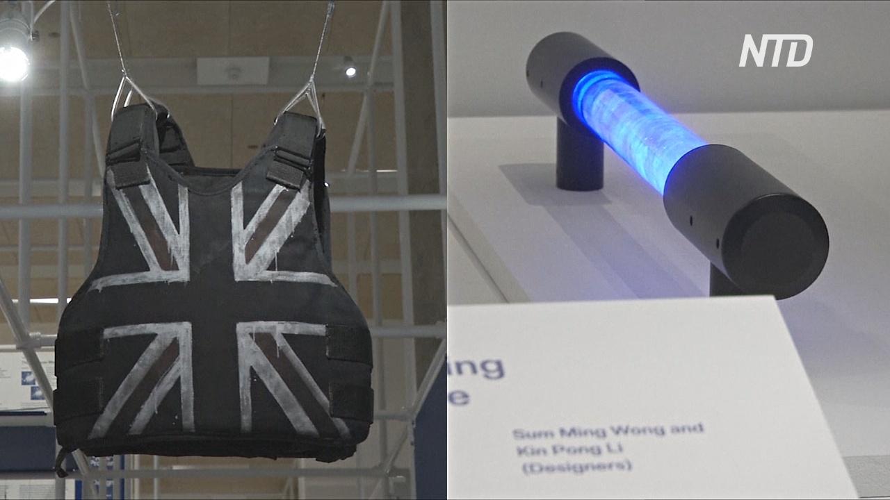 Антибактериальная дверная ручка и жилет против удара ножом: что представили на конкурсе «Дизайн года»