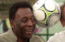 «Я счастлив и здоров»: Пеле отмечает 80-й день рождения