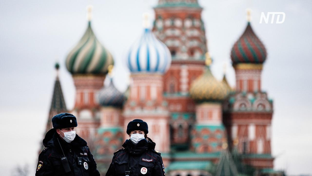 Власти России не планируют вводить масштабный карантин из-за COVID-19