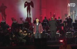 Тенор Андреа Бочелли выступил в честь сицилийских городов-объектов ЮНЕСКО