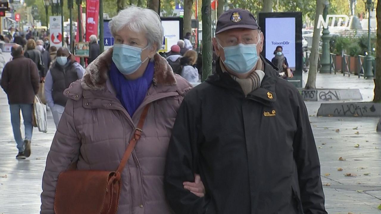 В Брюсселе ужесточают карантинные меры