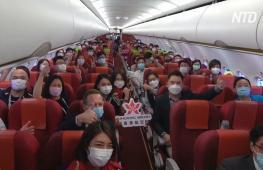 Полёт над Гонконгом: развлекательные авиарейсы во время пандемии
