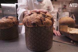 Кондитеры из разных стран испекли 300 панеттоне для конкурса в Риме