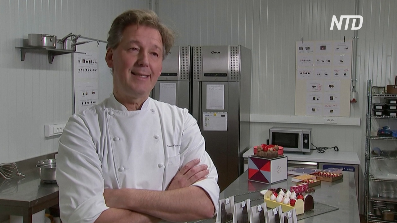 Шоколатье из Бельгии признали лучшим в мире кондитером 2020 года