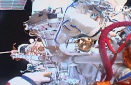 Итальянский астронавт вспоминает две свои миссии и инцидент в открытом космосе