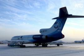 Гражданский Ту-154 совершил последний в России полёт