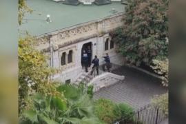 Нападение с ножом в церкви Ниццы: трое убиты, нападавший ранен