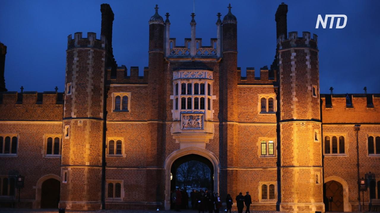 Хэллоуин в замке Генриха VIII: есть ли там призраки?