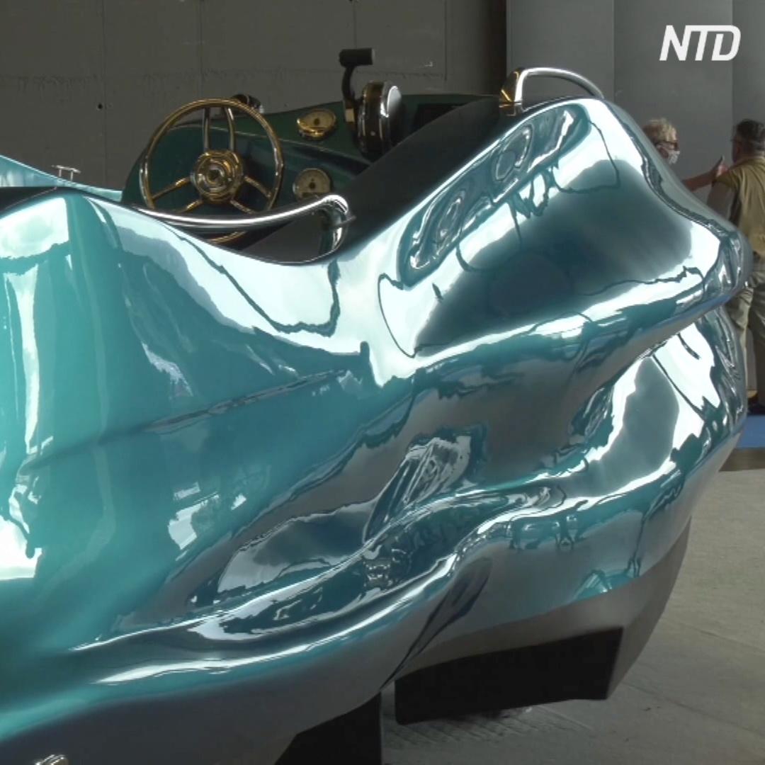 Боут-шоу в Генуе: первая в мире лодка, напечатанная на 3D-принтере