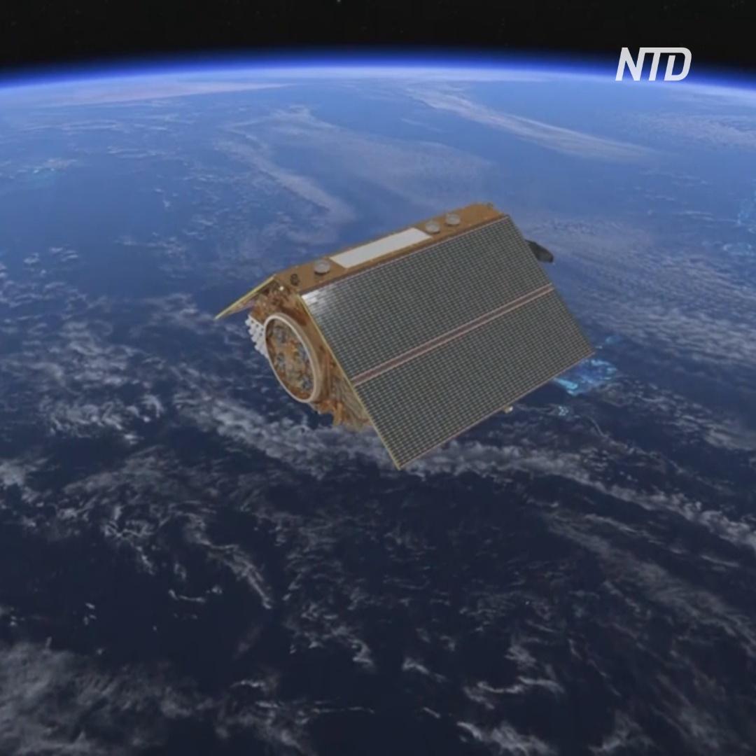Новый спутник будет измерять повышение уровня океана с точностью до сантиметра