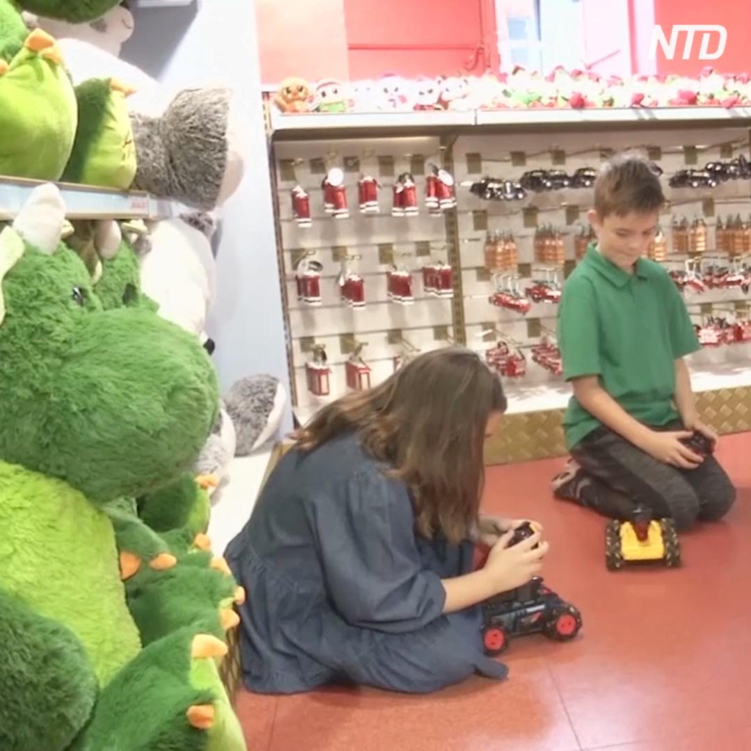 Какие игрушечные новинки актуальны в рождественский сезон на фоне карантина