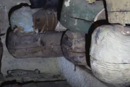 Более 80 древнеегипетских саркофагов нашли в Саккаре