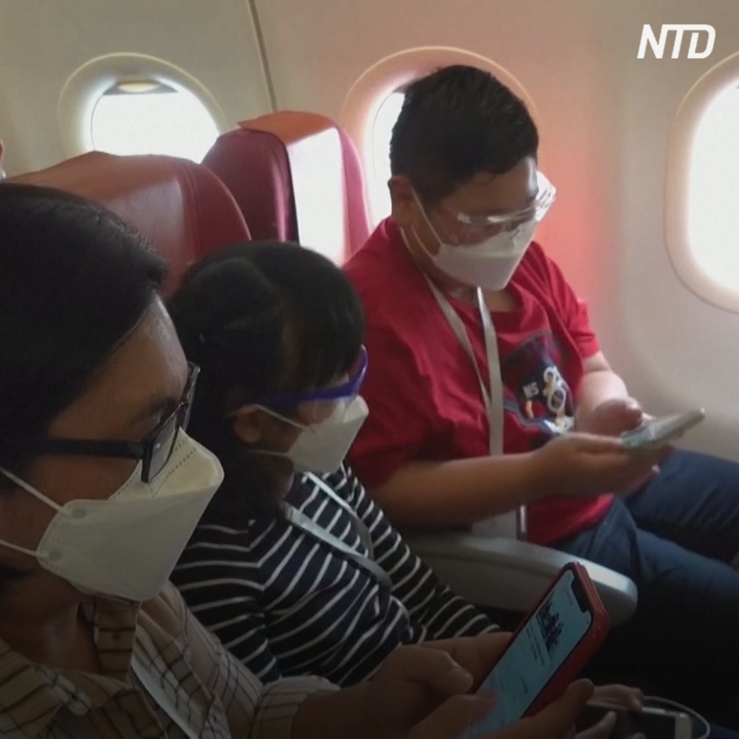В Гонконге предлагают авиарейсы для скучающих по путешествиям