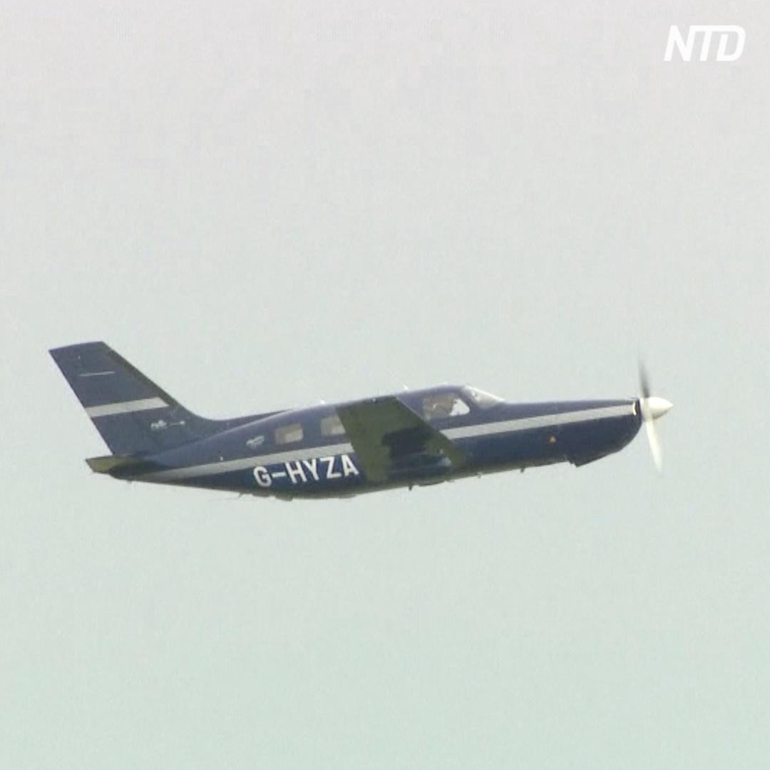 Водородный самолёт 20 минут летал над южной Англией