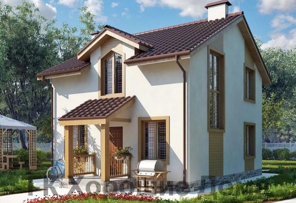 Проекты домов и коттеджей для надежного строительства