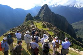 Древний город Мачу-Пикчу вновь принимает туристов