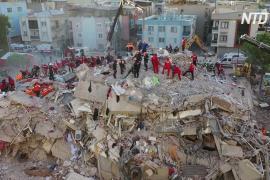 Землетрясение в Турции: из-под завалов через 2,5 суток спасли подростка