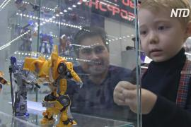 В Перми работает единственный в мире частный музей игрушек-трансформеров