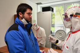 В Словакии две трети населения сдали тест на «ковид», из них 1% оказались заражены