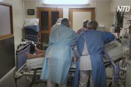В бельгийском Льеже заканчиваются места для пациентов с COVID-19
