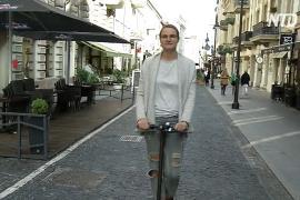 Литовцам платят, чтобы они обменивали старые авто на самокаты и велосипеды