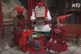 В Лапландии начался рождественский сезон