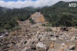 Гватемалец потерял 23 родственника после нашествия шторма «Эта»