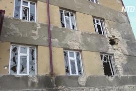 Азербайджан объявил о захвате второго крупнейшего города Нагорного Карабаха