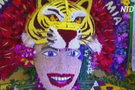 Цветочный фестиваль в Колумбии: легендарное шествие прошло несмотря на пандемию