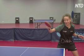 12-летняя звезда настольного тенниса: Хана Года – гордость Египта