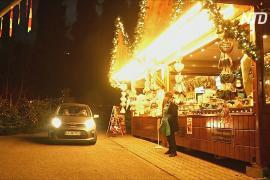 Рождественская ярмарка для автомобилистов: как в Баварии обошли карантинные ограничения