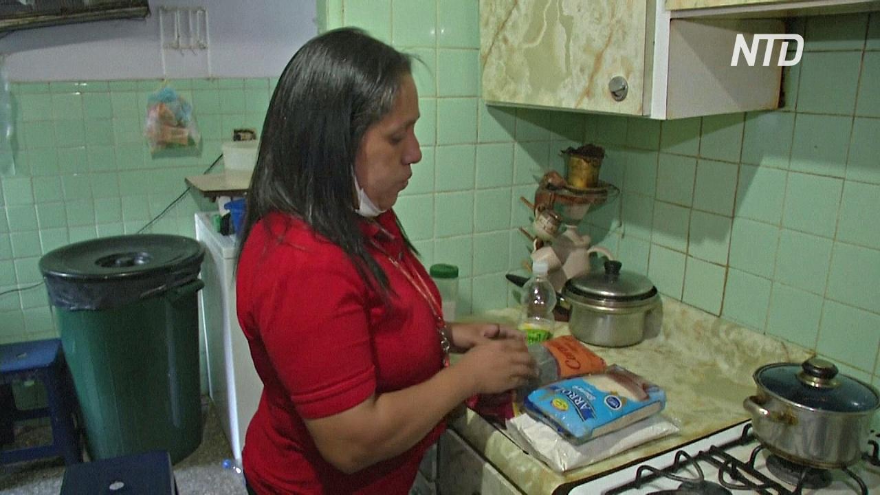 Оппозиция Венесуэлы платит врачам деньгами Мадуро, замороженными в США