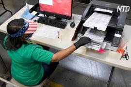В шести штатах США по-прежнему не объявили победителя на выборах