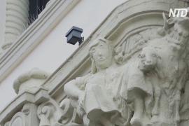 Голова-картофелина: во что превратилась скульптура пастушки в Испании после реставрации