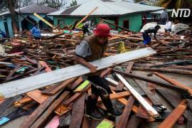 Число жертв урагана «Йота» в Центральной Америке продолжает расти