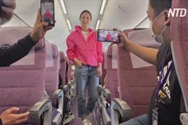 Тайваньская компания создала защитную одежду от COVID для авиаперелётов
