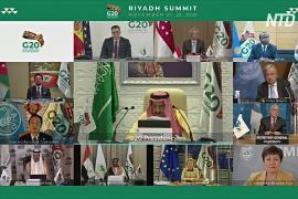 Вакцины, климат и восстановление: саммит «Большой двадцатки» прошёл онлайн
