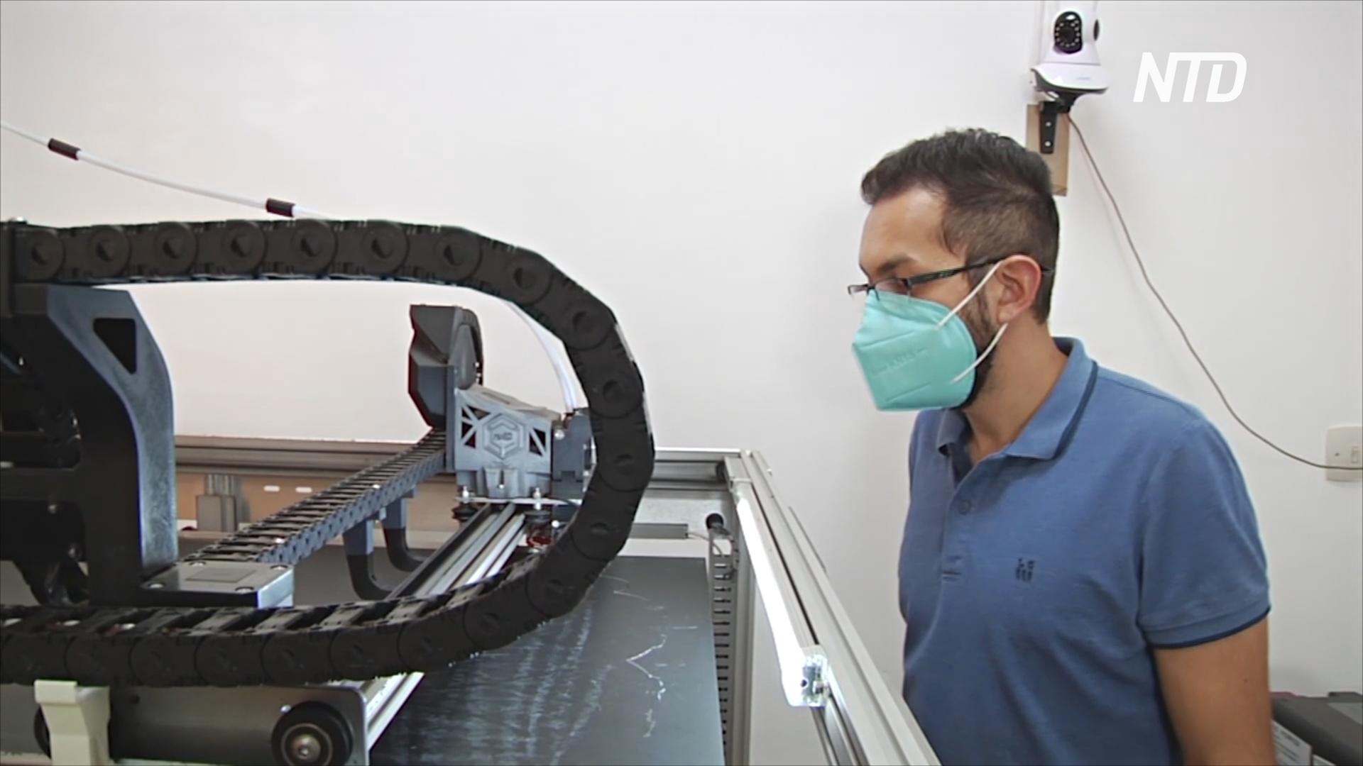 В Кении используют 3D-печать и собак в противостоянии COVID-19