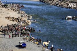 40 тысяч человек уже бежали в Судан, спасаясь от боёв в Эфиопии